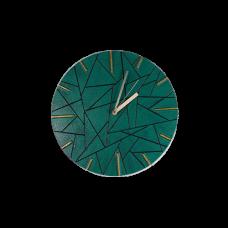 Galaxie Clock (Verte)