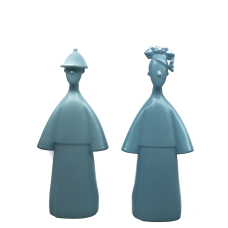 Ancien People (Bleue)