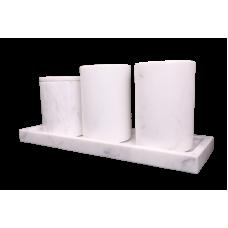 Toilette Set (Volakas)